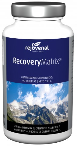 RecoveryMatrix 90 tabletas